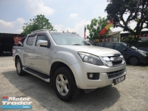 2013 ISUZU D-MAX 2013 Isuzu D-Max 2.5 (A) 4WD 1 Owner Town Use Only
