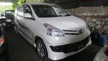 2013 TOYOTA AVANZA 1.5G Auto
