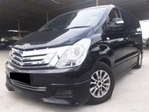 2012 HYUNDAI STAREX 2.5 ROYALE (A) HIGH LOAN FAMILY CAR