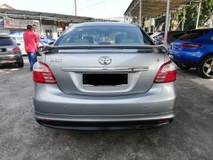 2011 TOYOTA VIOS 1.5G A VVTI FACELIFT LEATHER SEAT