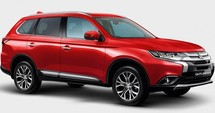 2018 MITSUBISHI OUTLANDER 4WD SUV Discount 4K + Free iPhone8 (GST0%)
