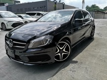 2014 MERCEDES-BENZ A-CLASS A180 AMG MEMORY SEAT UNREGISTERED