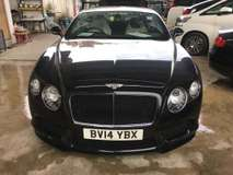 2014 BENTLEY GT N SPORT 4.0 TWIN TURBO ACTUAL YEAR MAKE  NO HIDDEN AND GST CHARGES