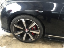 2014 BENTLEY GT GT 4.0 V8S ZERO GST Unregister