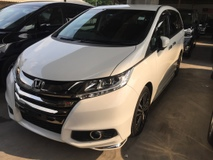 2014 HONDA ODYSSEY ABSOLUTE ZERO GST Unregister