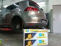 Bilstein B8 B12 Absorber VW GOLF MK6 MK7 gti Performance Part > Shocks & Struts