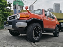 2014 TOYOTA FJ CRUISER TOYOTA FJ CRUISER CHEAP SALES GD CONDITION LIKE NEW SPORT LOOK 2014