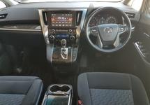 2015 TOYOTA VELLFIRE 2015 Toyota Vellfire 2.5 ZA 2 Power Door 7 Seater Unregister for sale