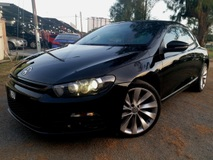 2013 VOLKSWAGEN SCIROCCO 2.0 TSI LOW MILEGE 1 YR WARRANTY SPECIAL EDITION FULL SERVICE PROVIDED