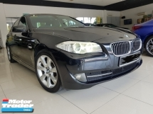 2010 BMW 5 SERIES 528I HI-LINE IMPORTED CBU