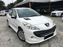 2013 PEUGEOT 207 1 LADY USE FU LON OTR