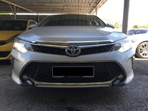 2015 TOYOTA CAMRY 2.5 G SELECTION WITH GENUINE MILEAGE