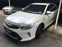 2016 TOYOTA CAMRY 2.5 HYBRID SELECTION WITH GENUINE LOW MILEAGE