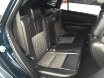 2015 TOYOTA HARRIER 2.0 Premium Model ZERO GST Unregister