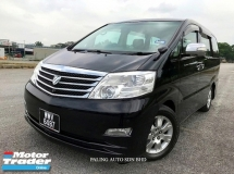 2008 TOYOTA ALPHARD 3.0 (A) MZG FACELIFT 7 SEATER