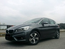 2015 BMW 2 SERIES 218i ACTIVE TOURER