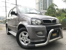 2003 PERODUA KEMBARA 1.3 (A) DVVT FULL SPEC ONE OWNER KANGAROO BAR LIKE NEW