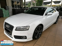 2009 AUDI A5 2.0 TFSi Coupe (A) ( Call-OFFER )