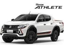 2018 MITSUBISHI TRITON ATHLETE 4x4 Discount 5K + Free iPhone8 (SST0%)