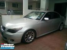 2005 BMW 5 SERIES 523i 2.5 M Sport