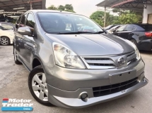 2010 NISSAN LIVINA 1.6 (A) 1OWNER MALAY IMPUL SET BODYKIT
