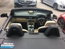 2015 MERCEDES-BENZ SLK Unreg Mercedes Benz SLK200 1.8 Turbo AMG Convetible Top 7Speed Sport Car