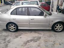 2005 HYUNDAI ACCENT rxs