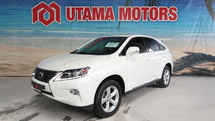 2013 LEXUS RX350 3.5 SUNROOF POWER BOOT YEAR END SALE PROMOTION