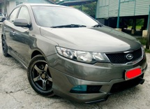 2013 NAZA FORTE 1.6 SX (A) SX P/SHIFT R/CAMERA BODYKIT