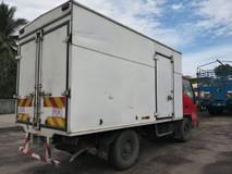 2007 HICOM  MTB145 12 Feet Aluminium Box Van  HINO ISUZU FUSO DAIHATSU NISSAN UD