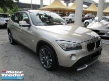 2010 BMW X1 2.0 (A)