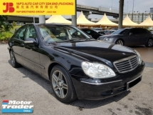 2002 MERCEDES-BENZ S-CLASS S280 2.8 (A) Very Good Condition