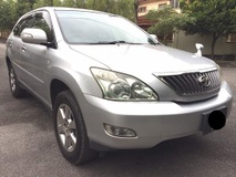 2009 TOYOTA HARRIER 240G 2.4 (AT) Power Seat Superb Condition