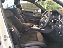 2013 MERCEDES-BENZ E-CLASS 250 2.0 4MATIC AMG JAPAN SPEC 2 MEMORY SEATS