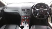 2011 MERCEDES-BENZ C-CLASS C 200 1.8L