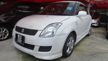 2011 SUZUKI SWIFT 1.5
