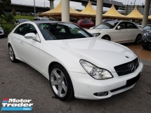 2006 MERCEDES-BENZ CLS-CLASS CLS350 High Spec CBU (A)