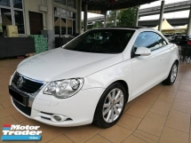 2008 VOLKSWAGEN EOS 2.0 FSI (A) ( Call-OFFER )