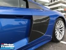 2017 AUDI R8 AWD 5.2 V10 PLUS UNREG BLUE COUPE UK
