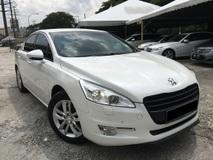 2013 PEUGEOT 508 FU LON 1 VIP OWNER CAR KING