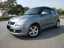 2011 SUZUKI SWIFT 1.5  (A) FULL SPEC KEYLESS ENTRY