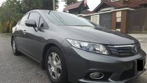 2012 HONDA CIVIC 1.5 HYBRID