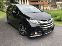 2014 HONDA ODYSSEY Absolute 2.4 I Vtec Earth Dream Unreg No GST Offer Offer