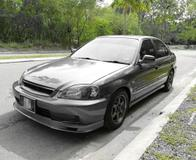 1997 HONDA CIVIC VTI