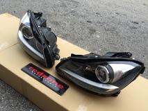 Mercedes benz W204 Facelift Head lamp NEW OEM SET  Exterior & Body Parts > Car body kits