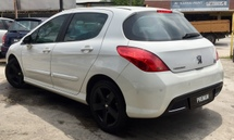 2011 PEUGEOT 308 PREMIUM 1.6 (A) TURBOCHARGED PANORAMIC ROOF