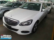 2013 MERCEDES-BENZ E-CLASS E250 CGI BLUE EFFICIENCY AVANTGARDE JAPAN REAR CAMERA LOCAL AP UNREG