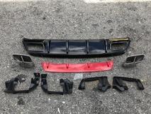 Mercedes benz A45 Facelift Diffuser A45 bodykit   Exterior & Body Parts > Car body kits