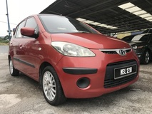 2009 HYUNDAI I10 1.1 (A) BlackList Or Ccris Can Loan !!!