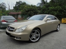 2006 MERCEDES-BENZ CLK 3.5 CLS350 V6 C129 CGI AMG TipTop Condition